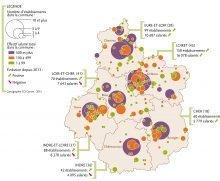 économie et transmission d'entreprise en Centre Val de Loire